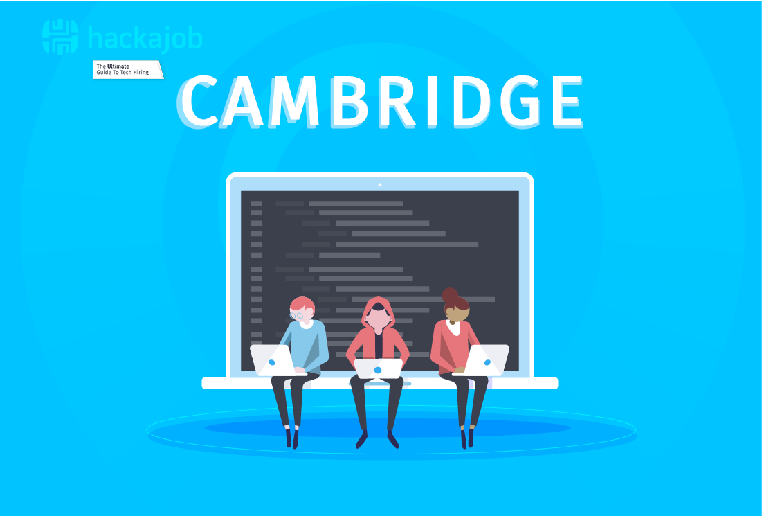 The Top Tech Meet-Ups in Cambridge