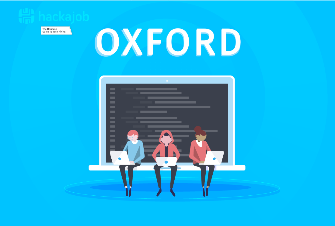Where to find Tech Talent: Oxford